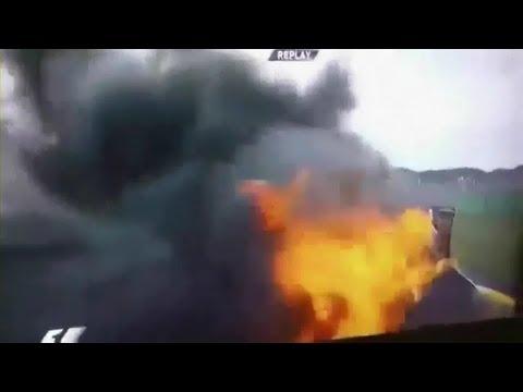 【F1】韓国GPに解説者激怒「最低ですよ」観客席ガラガラ、スタッフはボロボロ、宿泊先はラブホ - YouTube