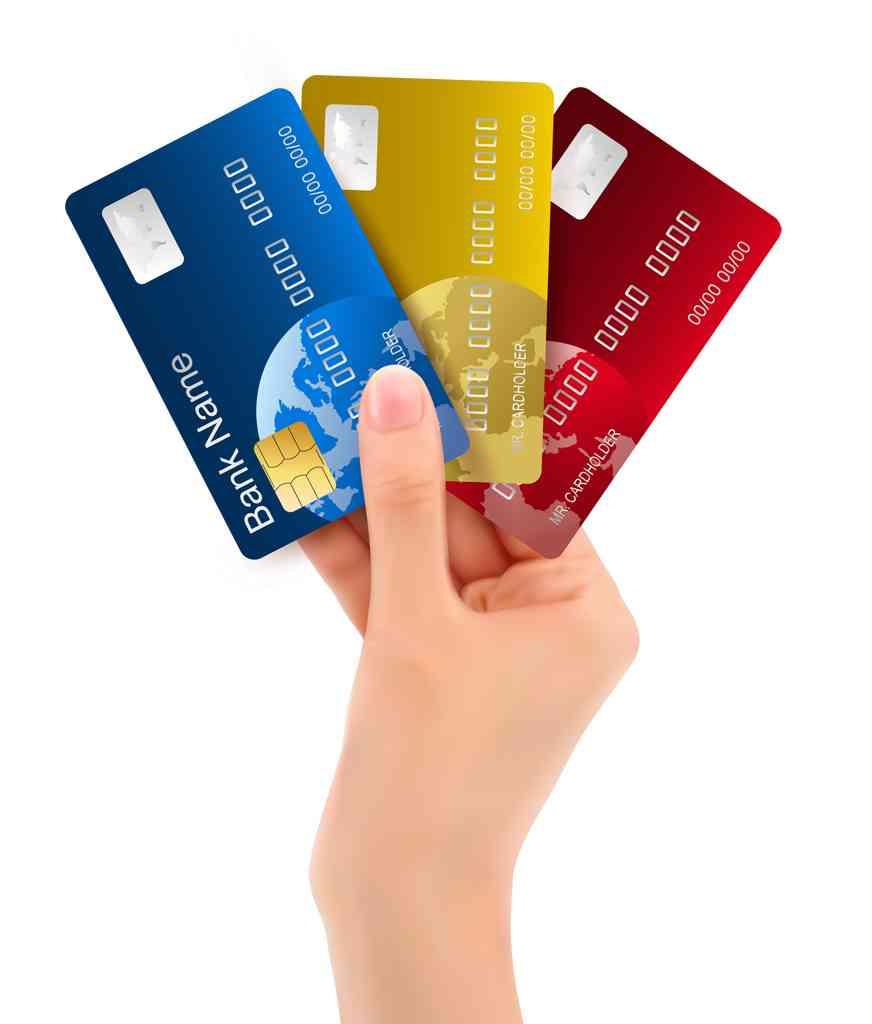 外商カードを持っている人