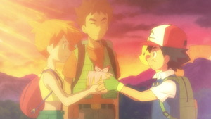 【ポケモンSMアニメ】第42話「カントーでアローラ!タケシとカスミ!!」感想まとめ : ポケモンUSUMまとめっぽ|ウルトラサン・ウルトラムーン