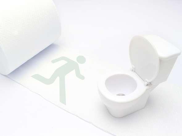 間違っていませんか?災害直後、トイレに水を流すのはNGです! | アウトドア流防災ガイド あんどうりすの『防災・減災りす便り』 | リスク対策.com(リスク対策ドットコム) | 新建新聞社