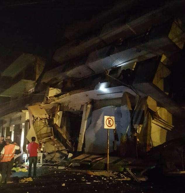 3 muertos en Chiapas y 2 muertos en Tabasco por sismo