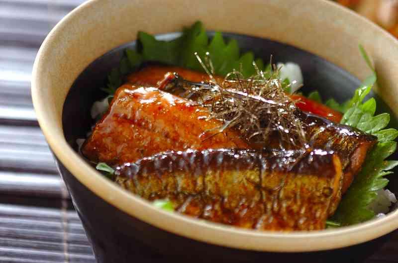 秋刀魚レシピ