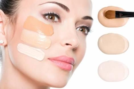 顔と体の色の差が激しすぎる人のファンデの選び方