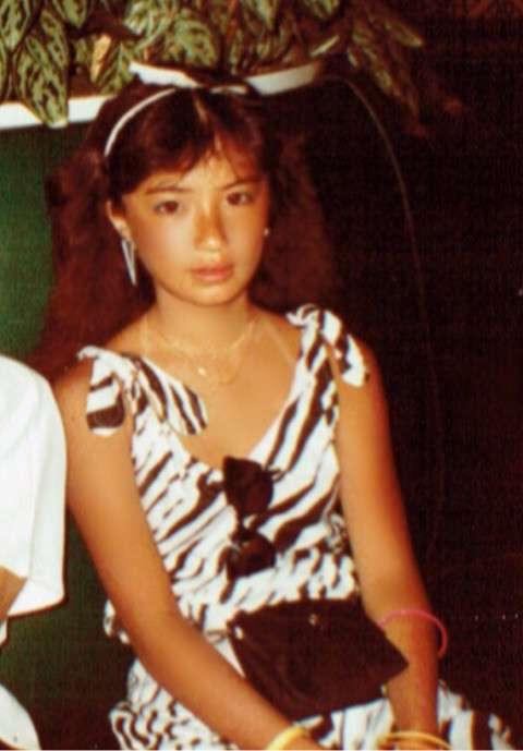 平子理沙の12歳時写真にネットビックリ「なんですか、この色気…」