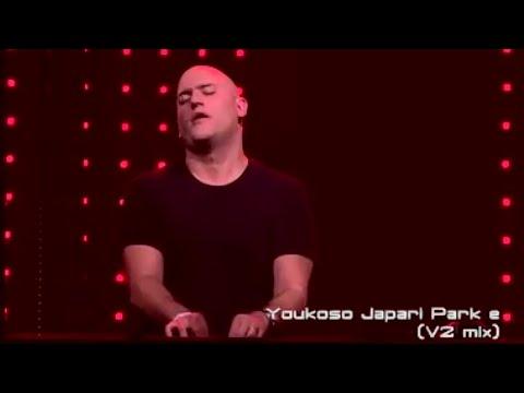海外のライブで『けものフレンズ』が爆誕【ようこそジャパリパークへ】 - YouTube