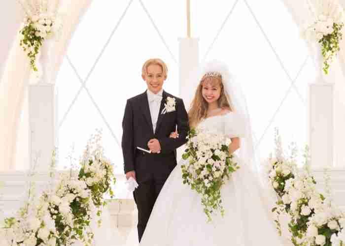 【祝】ぺこ&りゅうちぇる結婚式♡気になる会場やウェディングドレスを徹底レポート! | marry[マリー]