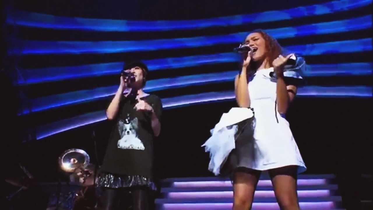 Crystal Kay - Girlfriend feat.BoA - CK10 LIVE [HD] - YouTube
