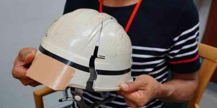 ヘルメットの上からハンマーで叩かれた…外国人実習生が職場いじめでうつ病、労災認定