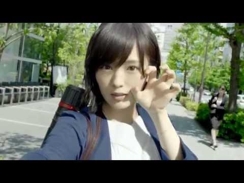 【HD】NMB48 山本彩 CM アリナミン(タケダ)2016/06 - YouTube