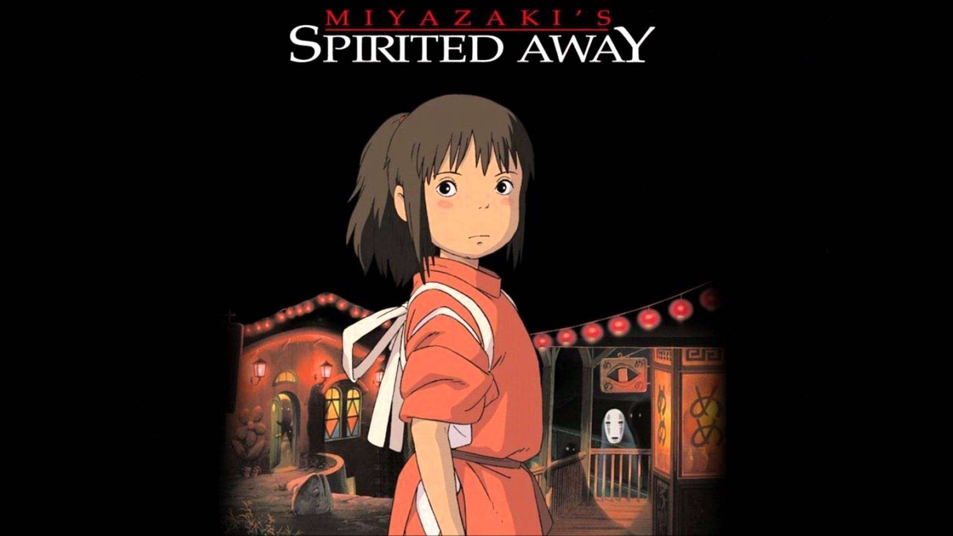 Spirited Away OST- The Dragon Boy / The Bottomless Pit [HQ] - YouTube