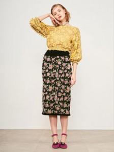 秋に履きたいスカートの画像