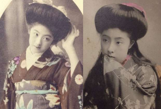 現代でも余裕で通用する今から100年前の美しすぎる女性たち - Y氏は暇人