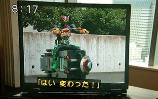 『仮面ライダーオーズ』を語りたい!