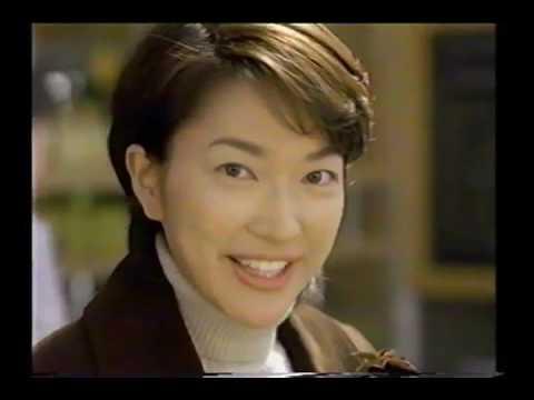 なつかしいCM カリテ「ティント乳液」 羽田美智子 1998年 - YouTube