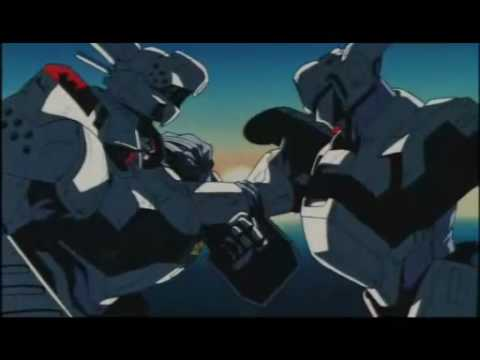 Mobile Police PATLABOR the Movie - Ending Theme - YouTube