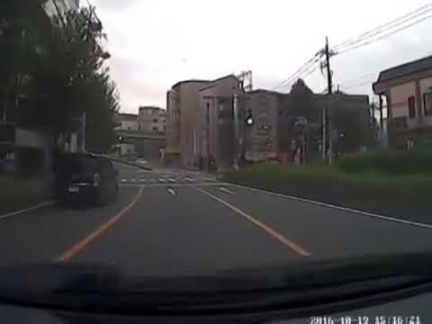 【ドラレコ】交通トラブル バイク対車 喧嘩 - YouTube