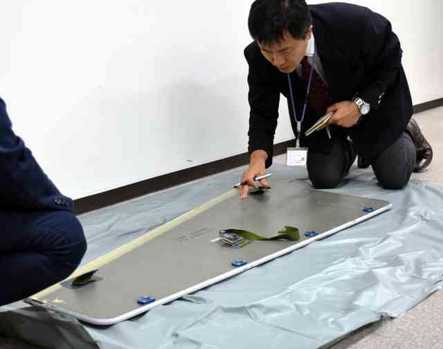 旅客機パネル、全日空機から落下 翌日も同機体から落下:朝日新聞デジタル