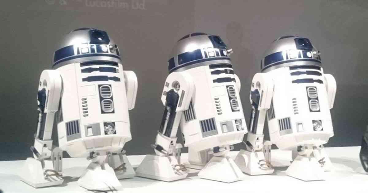 『スター・ウォーズ』R2-D2型の自走式冷蔵庫が12月発売。本日より予約受付開始(動画) - Engadget 日本版