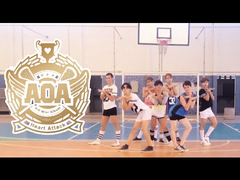 AOA - Heart Attack (심쿵해) Dance Cover by K-PUZZLE - YouTube