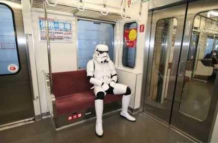 バス、電車内でのトラブル