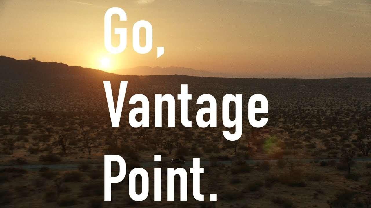 ONE OK ROCK×庵野秀明 「Go, Vantage Point.」 60秒 Honda CM - YouTube