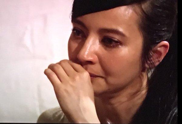 ベッキー、ぐっさんとの再会に涙 「にじいろジーン」以来の共演「幸せ」