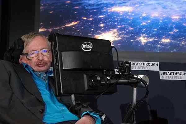 物理学者のホーキング博士が未来予想を発表「人類はあと100年で終了」 - ライブドアニュース