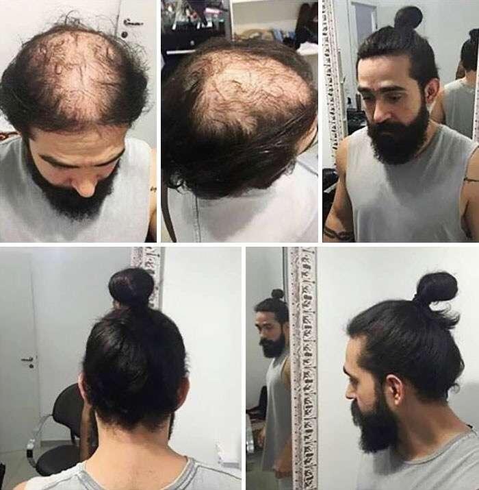 好きではない男性の髪型