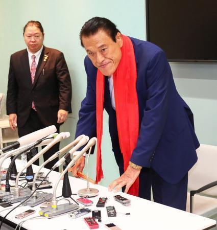 猪木氏「北朝鮮の空気が変わってきている」一問一答 (日刊スポーツ) - Yahoo!ニュース