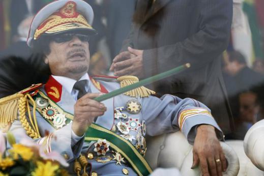 マスコミが報道しないリビアの真実 - 浮世風呂