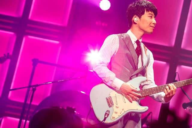 星野源、自身の音楽ルーツ込めたツアー「Continues」6万人熱狂のたまアリで幕 (音楽ナタリー) - Yahoo!ニュース