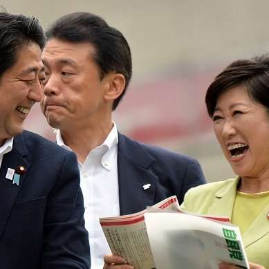 「次々と仲間を切る非情な女」小池百合子、安倍・自民党をぶっ壊し首相就任の可能性   ビジネスジャーナル
