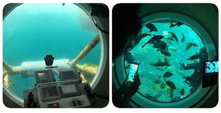 韓国・済州島で観光潜水艦に乗ったインド人少女、スタッフのミスで指2本切断