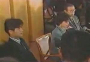 中森明菜と近藤真彦の金屏風事件