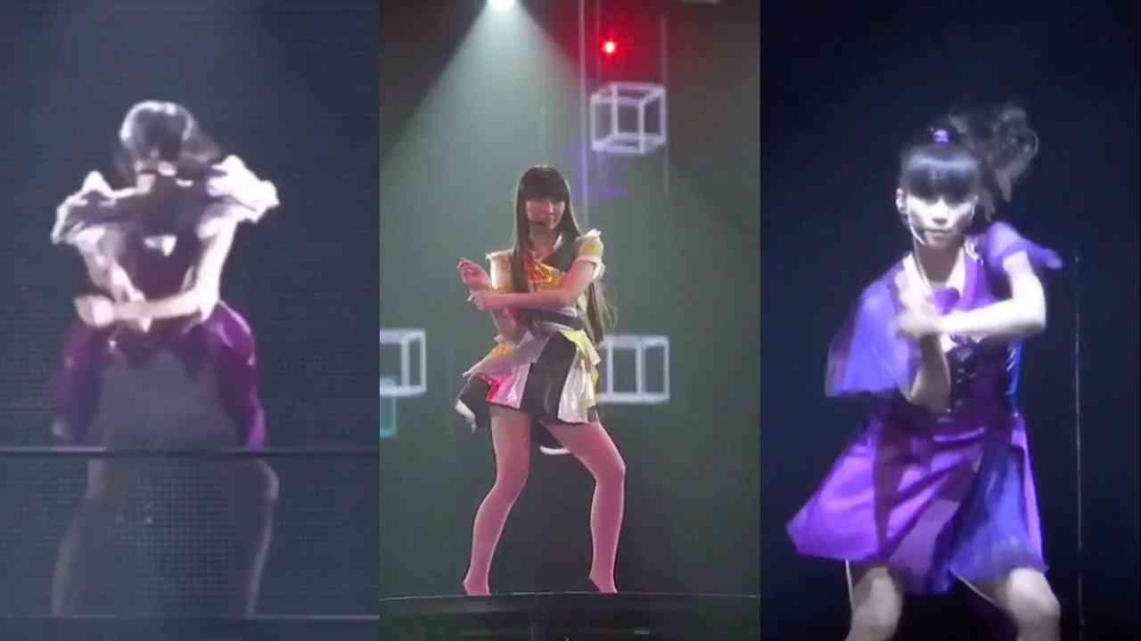 Perfume「Party Maker - Battle-」のっち vs かしゆか vs あ~ちゃん - YouTube