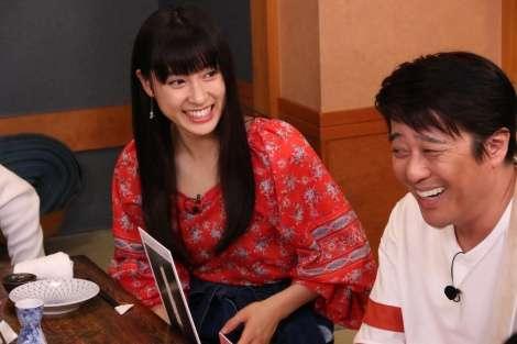 ダウンタウン松本、土屋太鳳にメロメロ「かわいいねぇ」 | ORICON NEWS