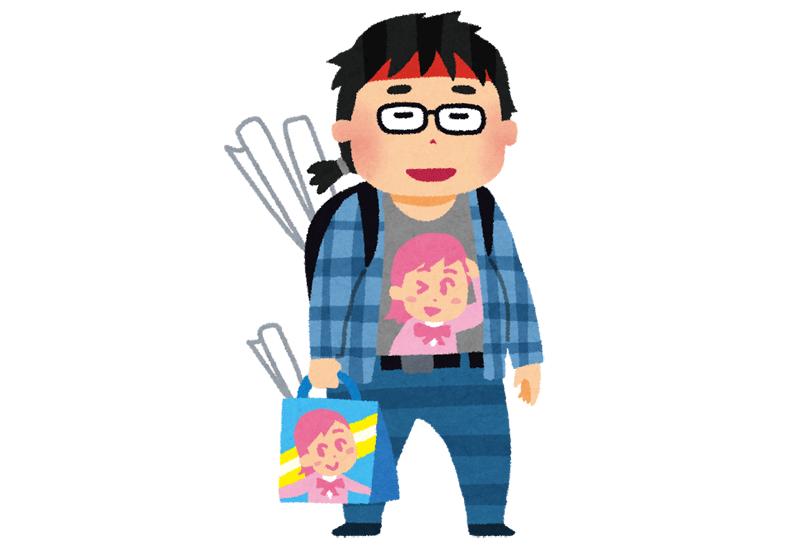【苦手な方閲覧注意】アニメキャラ刺青「ヲタトゥー」 怖いイメージ変える?