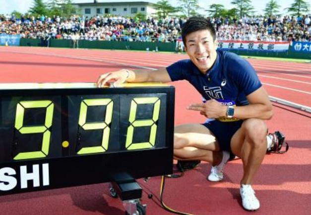 桐生祥秀(きりゅうよしひで)選手が韓国人との噂の真相は?陸上100mで日本人初の9秒台・9秒98を記録!家族・経歴まとめ | ENDIA[エンディア]