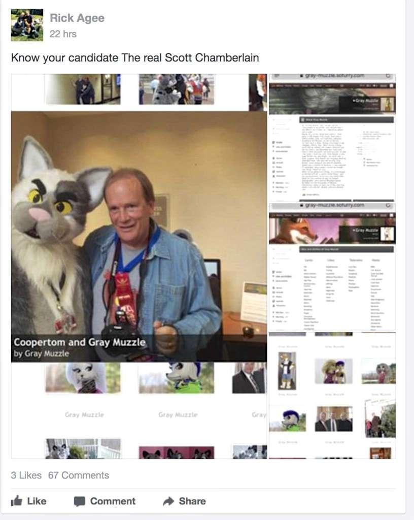 米市議会議員、動物の擬人化アニメに萌える「ケモナー」だと暴露され辞任に追いこまれる