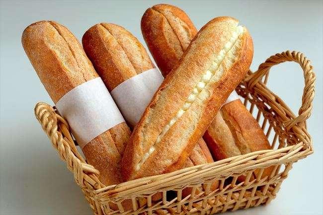 ハード系パンが好き!