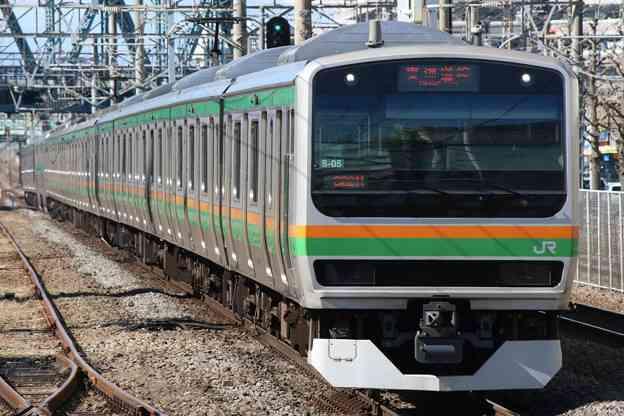 東海道線ユーザーの方〜♪