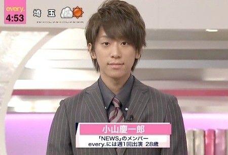 NEWS・小山慶一郎、「希望の党」候補者と