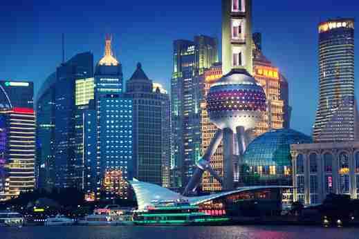上海観光!