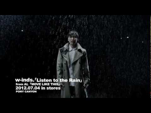 Listen to the Rain / w-inds. - YouTube