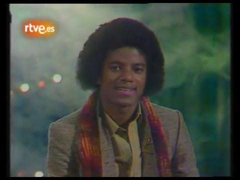 1979 Michael Jackson & The Jacksons Destiny Spanish Rtve - YouTube