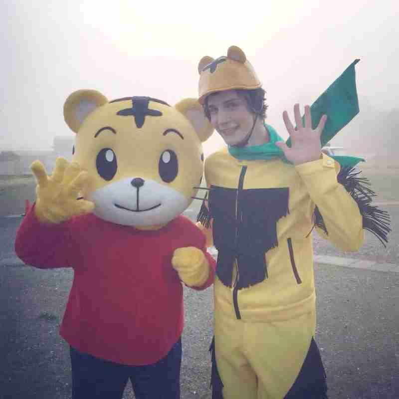しまじろうのわお!|ハンコ王子ロマ オフィシャルブログ Powered by Ameba
