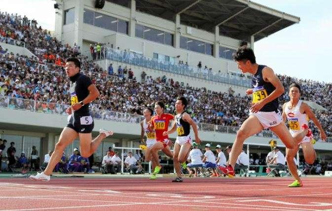 100m 9秒台を出した黒人以外の選手は?ランキング形式でご紹介! | R's ジャーナル