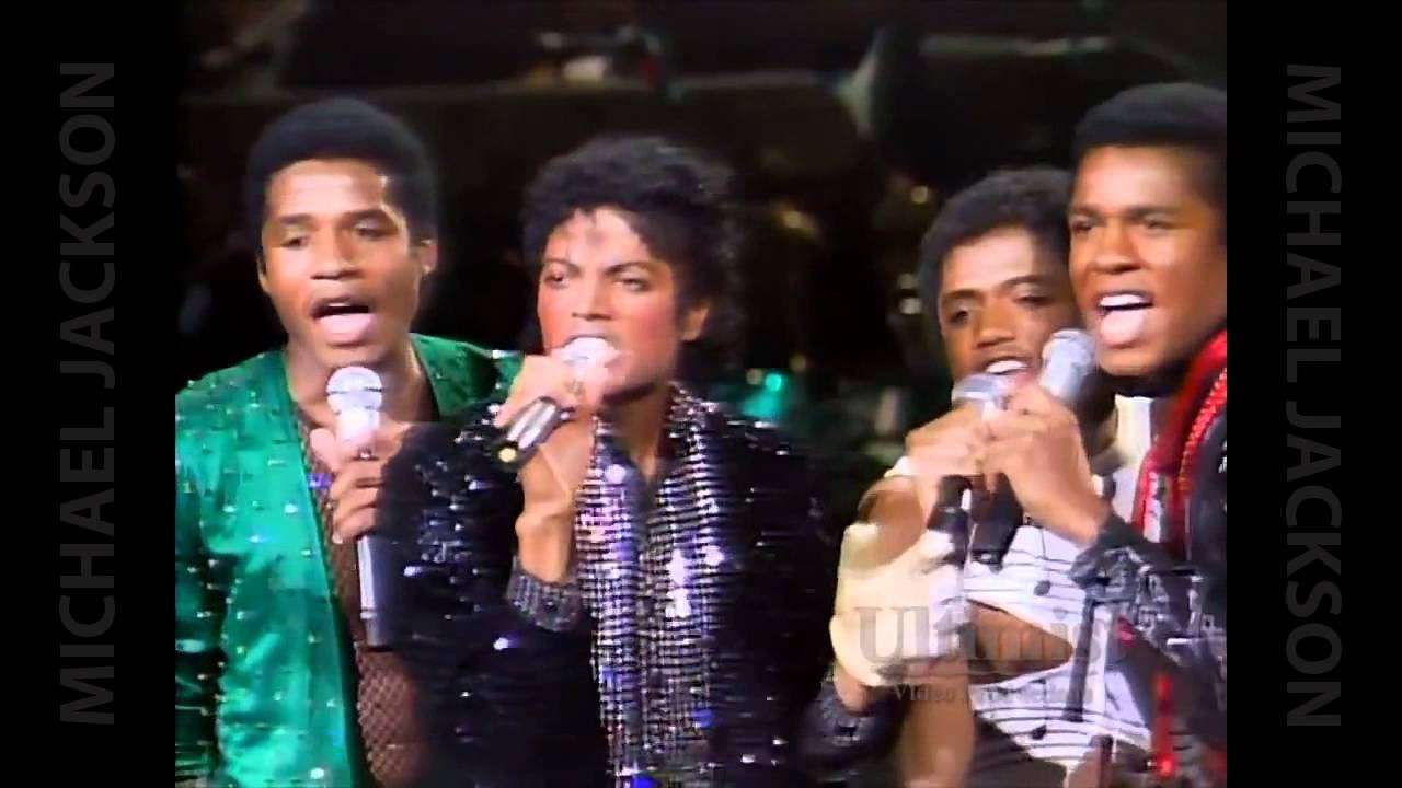 Michael Jackson 5 Medley @ Motown 25 + Billie Jean Complete & Restored - YouTube