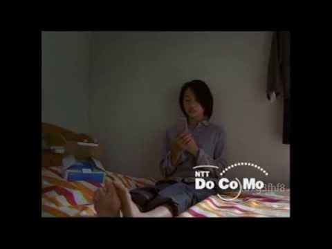 ドコモ2008春♪青山テルマ「そばにいるね」 ─CM─ - YouTube