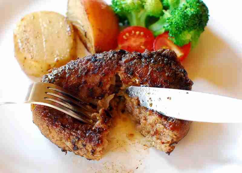 肉汁溢れる!美味しいハンバーグを焼くためのレシピ科学 -  ぐるなび みんなのごはん
